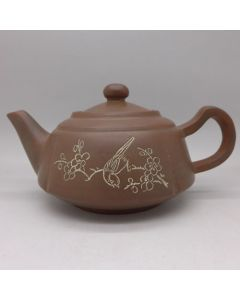 "Nixing Teapot ""Bird and flower 2"" 200ml"
