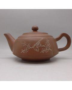 "Nixing Teapot ""Bird and flower 3"" 200ml"