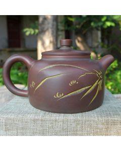 "Nixing Teapot ""Orchid & 畅春"" 100cc"