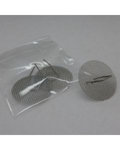 Stainless Steel Strainer For Single hole Zisha Teapot B (Two in pack)