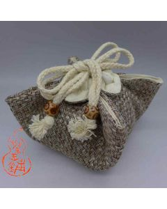 "Tea ware bag No.15 ""Linen"""