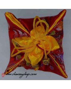 "Tea ware bag No.18 ""Red Goldfish"""