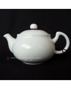 White Porcelain Teapot 150ml