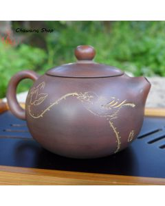 "Nixing Teapot ""Bird & 鸿朗高畅"" 150c"