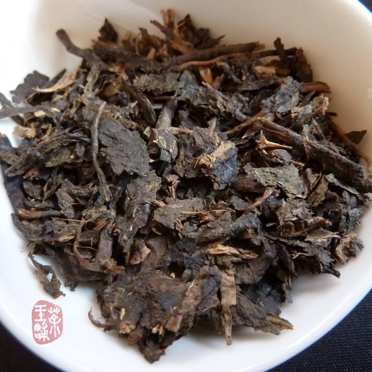 2006 Chuan Brand Crushed Qing Zhuan Cha 280g