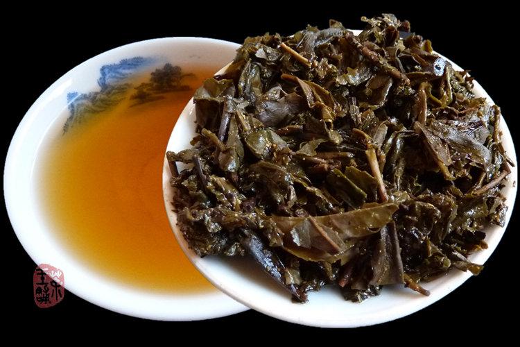 2011 Shaanxi Shouzhu (Hand made) Jingwei Fu Zhuan 1kg