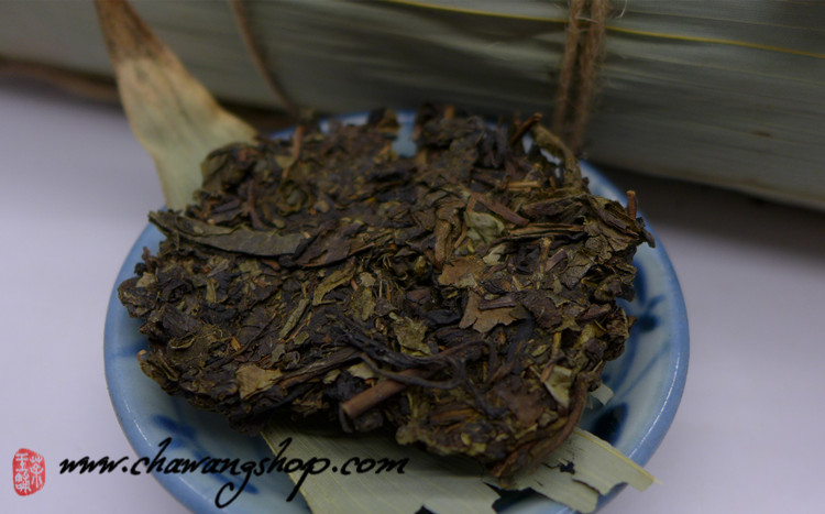 2012 Shaanxi Hand Made Fu Cha Zhu Dark Tea 700g