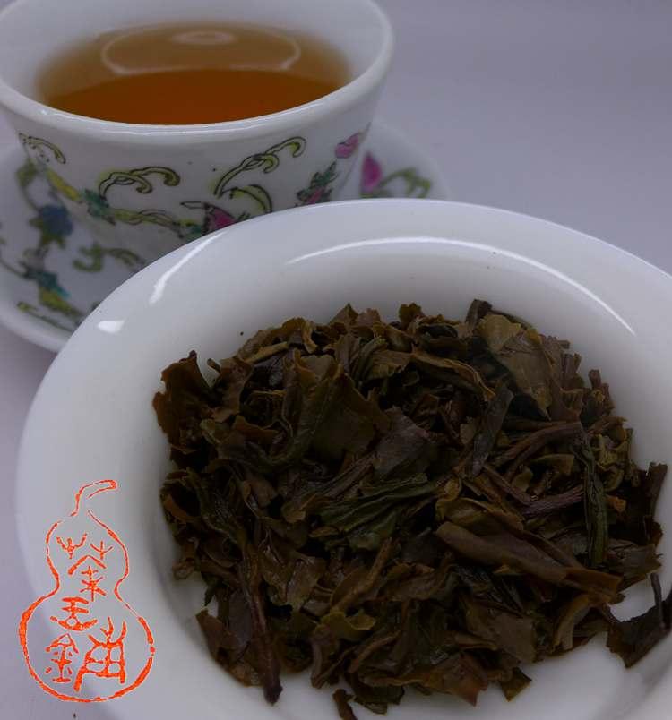 2006 Fengqing TF Jiaji Tuocha Raw 100g