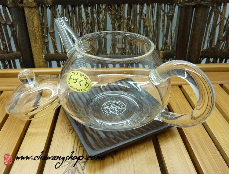 Glass Shui Ping Teapot 180cc