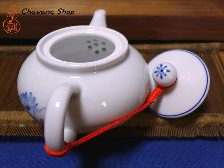 Hand painted Jingdezhen Tea Set