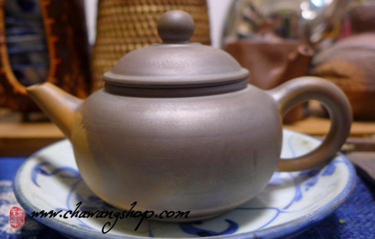 """Nixing """"Shui Ping"""" Teapot B 120cc"""