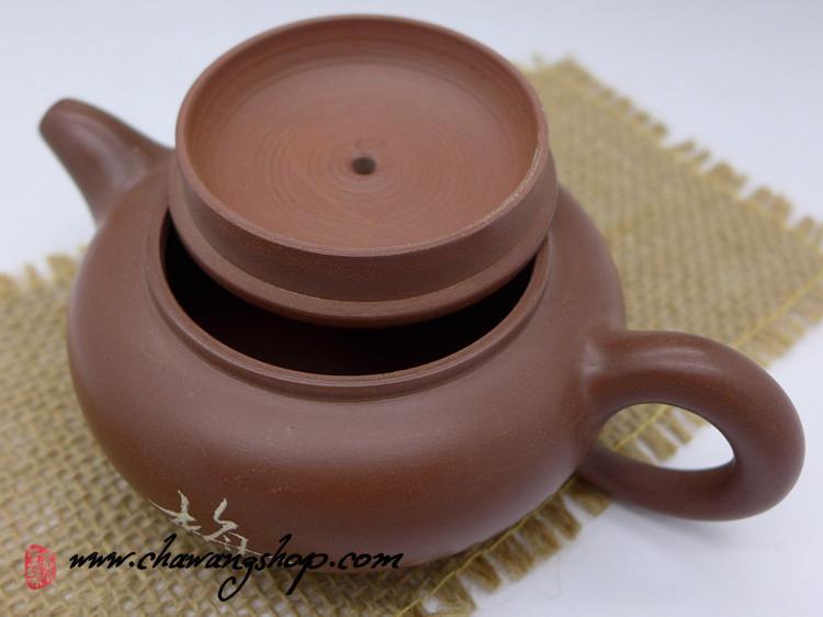 "Nixing Teapot ""Plum"" 120c"