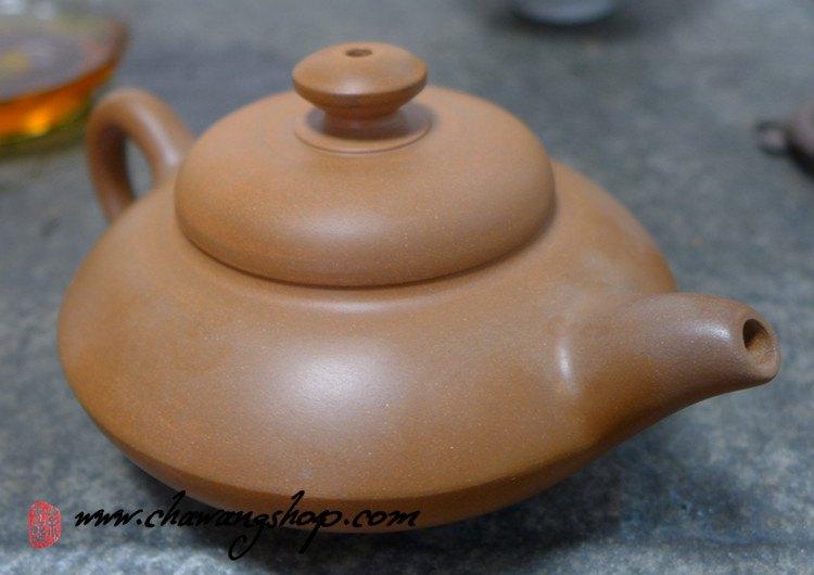 """Nixing Teapot """"Xu Bian"""" 100cc"""