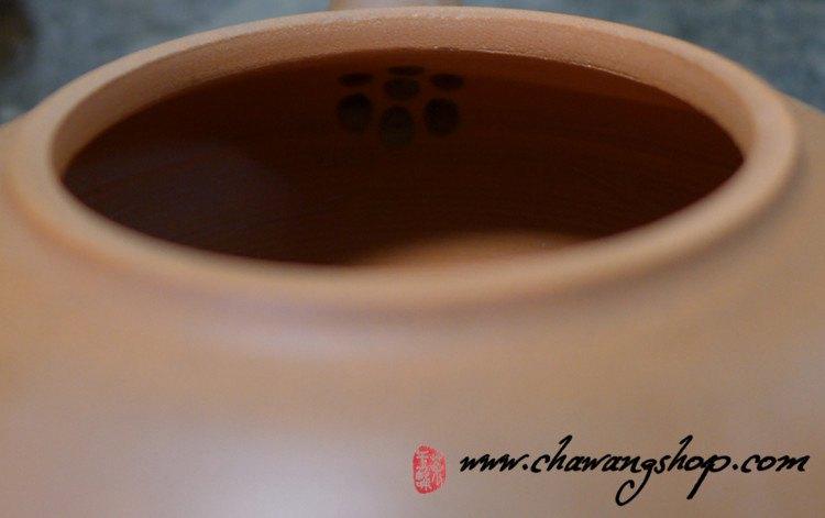 Nixing Teapot Xu Bian 100cc
