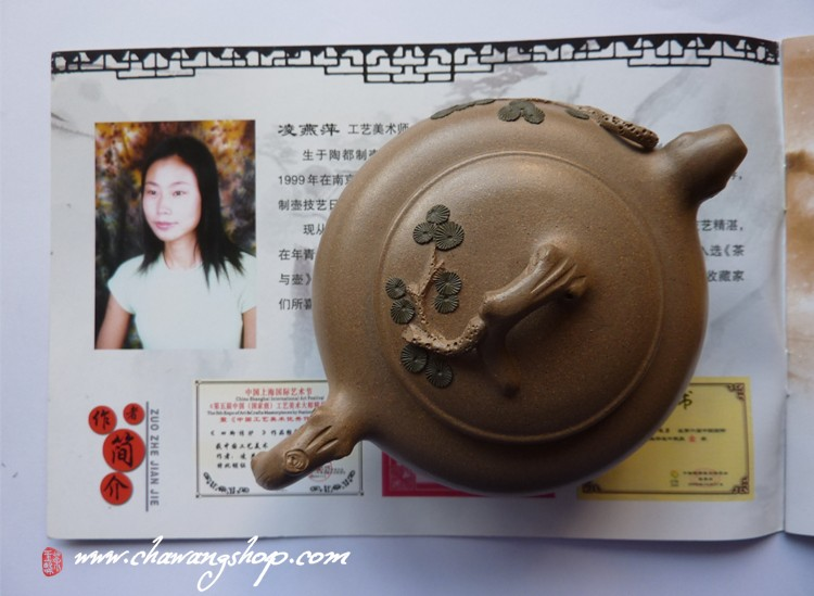 """Qing Shui Ni """"Song"""" 180cc"""