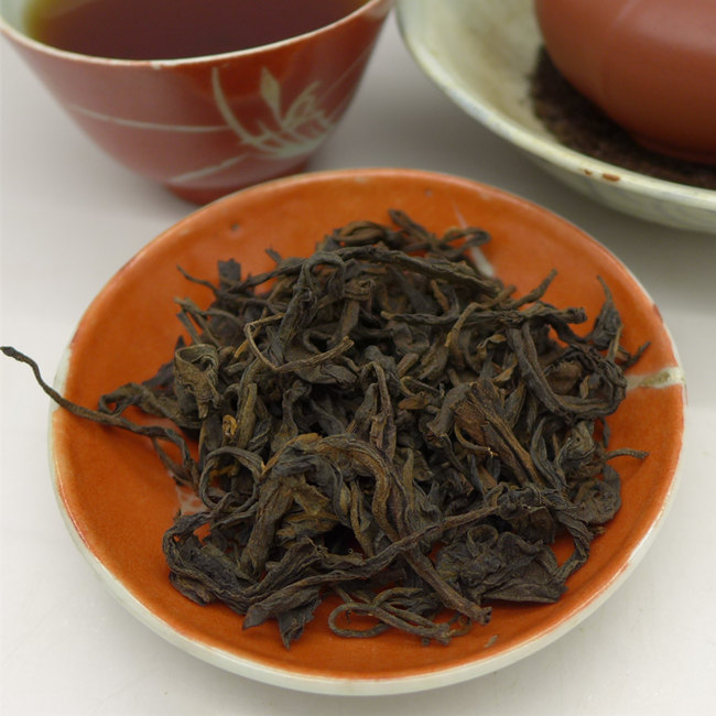 Aged Raw Loose Tea
