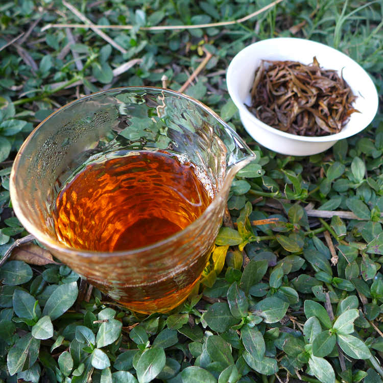 Da Bai Hao Red Tea