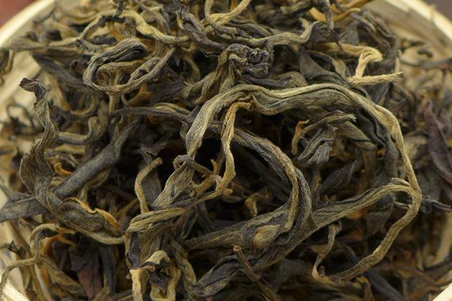 2018 Jinggu Gu Shu Red Tea 50g