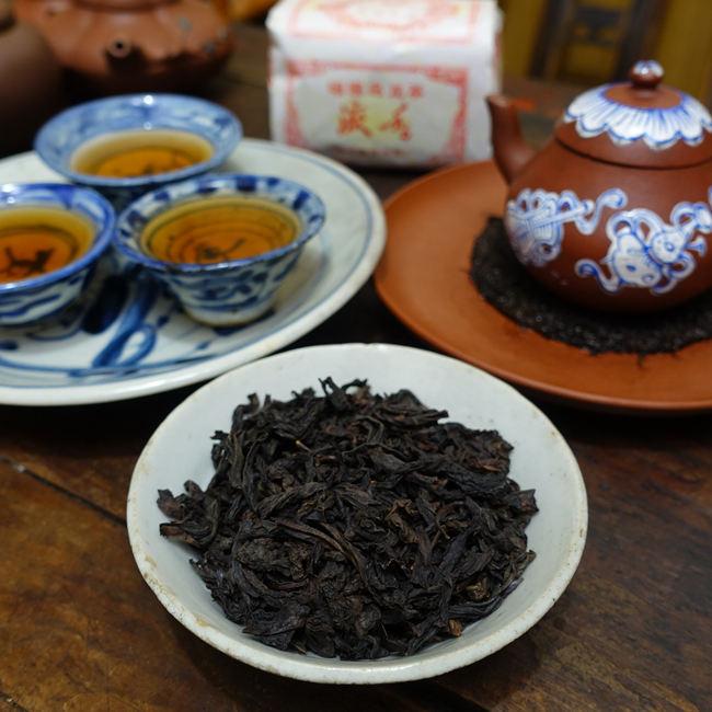 2019 Fujian Liu Xiang Oolong Tea