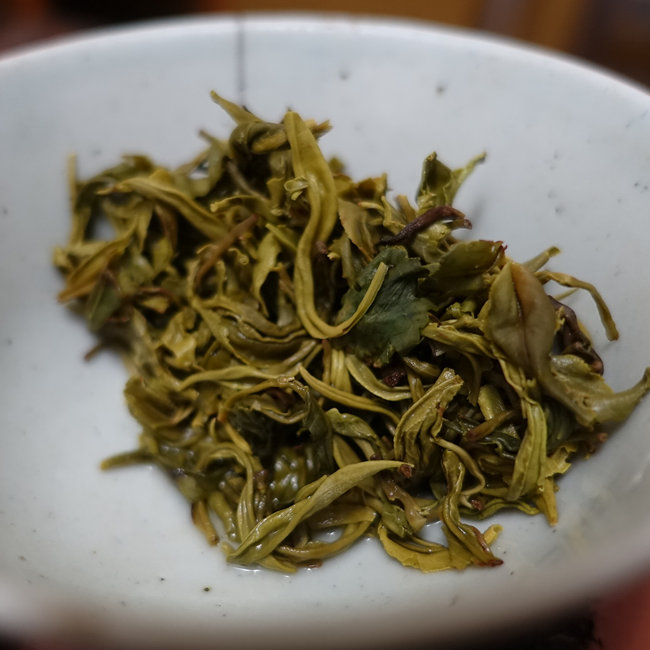 Lianghe Hui Long Green Tea