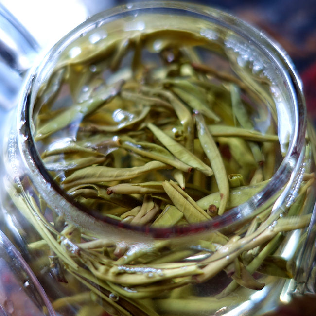Huilong Green Tea