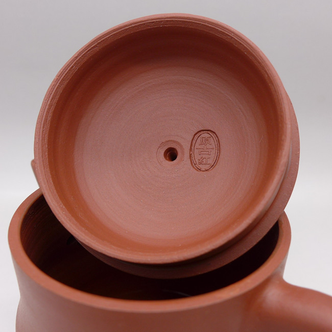 Chaozhou Handmade Red Clay Teapot 100ml