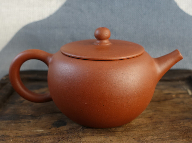 Chaozhou Handmade Red Clay Teapot G