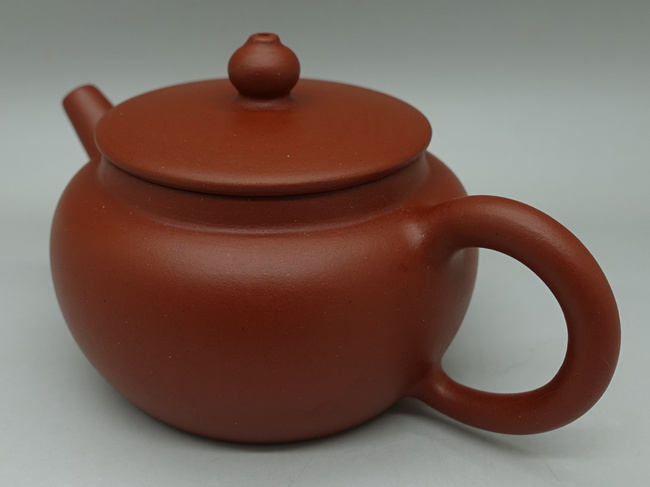 Chaozhou Handmade Red Clay Teapot G 95ml