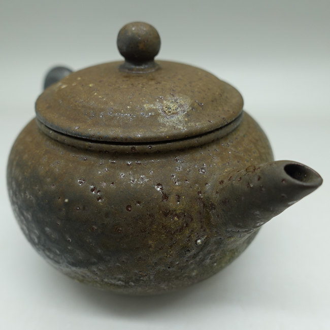 Wood Fired Shuiping Teapot A