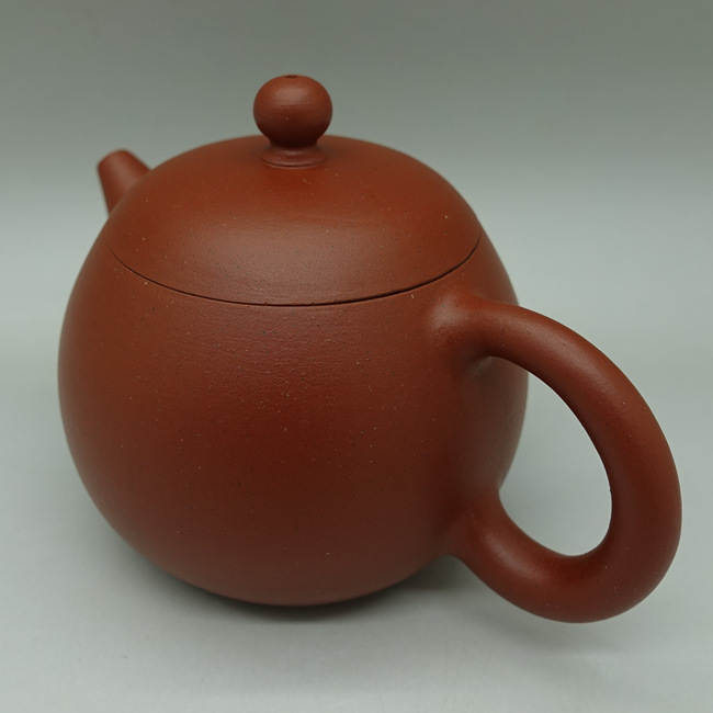 Chaozhou Handmade Red Clay Teapot E 115ml