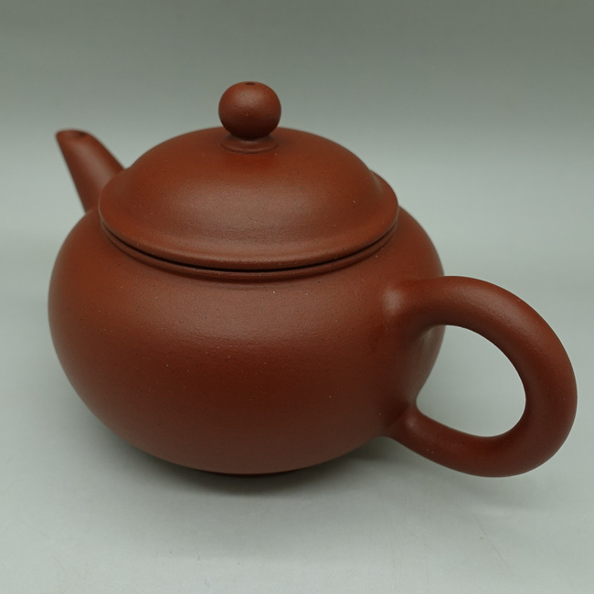 Chaozhou Handmade Red Clay Teapot F 105ml