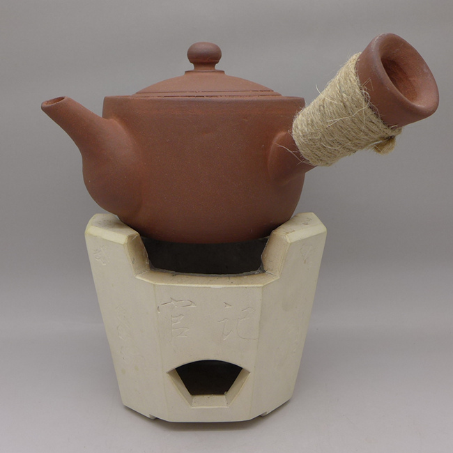 Chaozhou Red Clay Small Pot 250ml