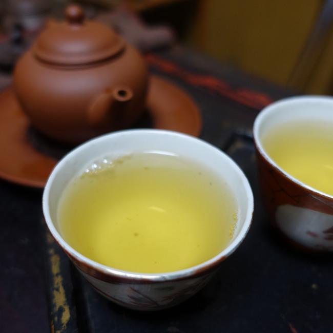 2020 Chawangpu Jinggu You Shang Ⅱ Gushu Puerh Tea