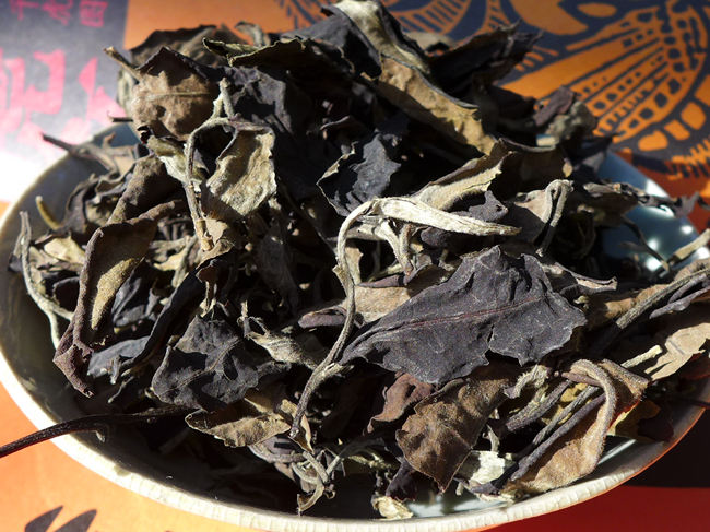 2016 Jinggu Gushu White Tea 50g
