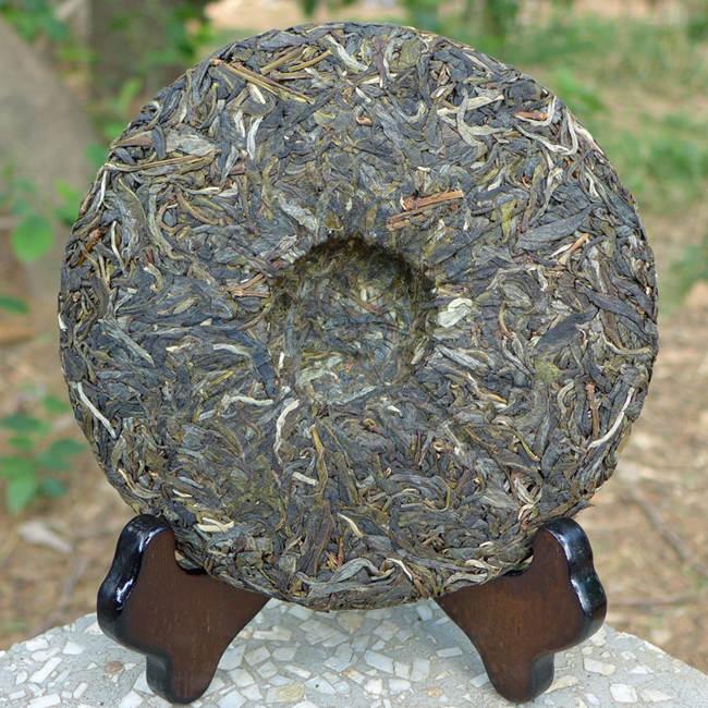 2017 Chawangpu Yiwu Zhengshan Puerh Tea 200g