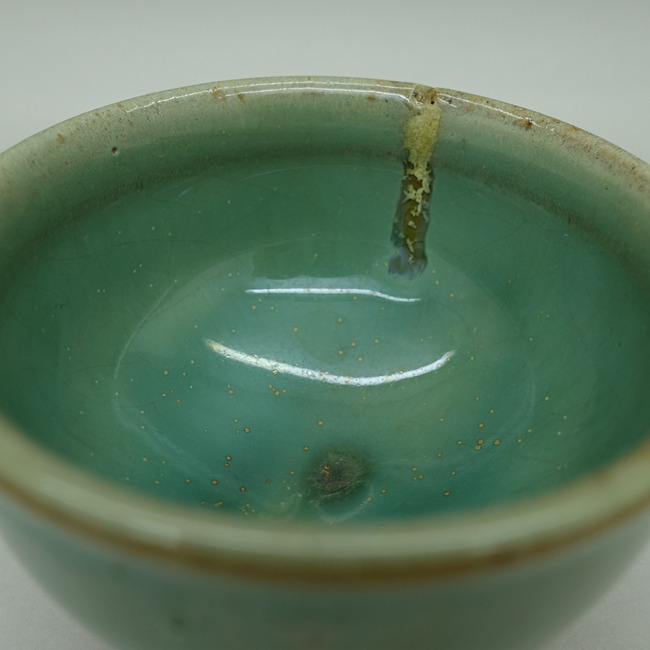 Huaning Pottery Tea Cup