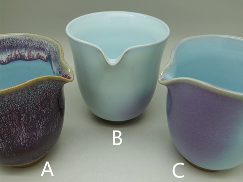 Huaning Pottery Tea Pitcher