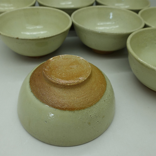 Old Style White Bowl