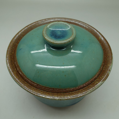 Huaning Pottery Wood Fired Gaiwan