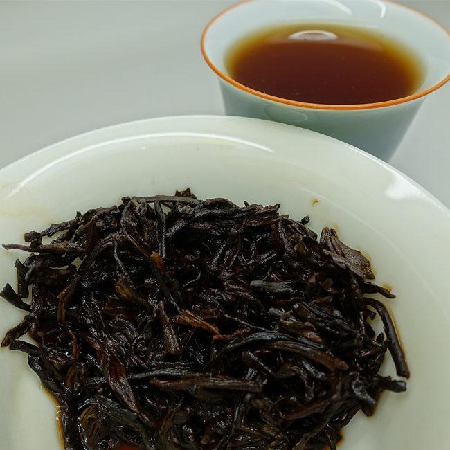 2009 Langhe TF He Xiang Jin Zhen Ripe Puerh Tea