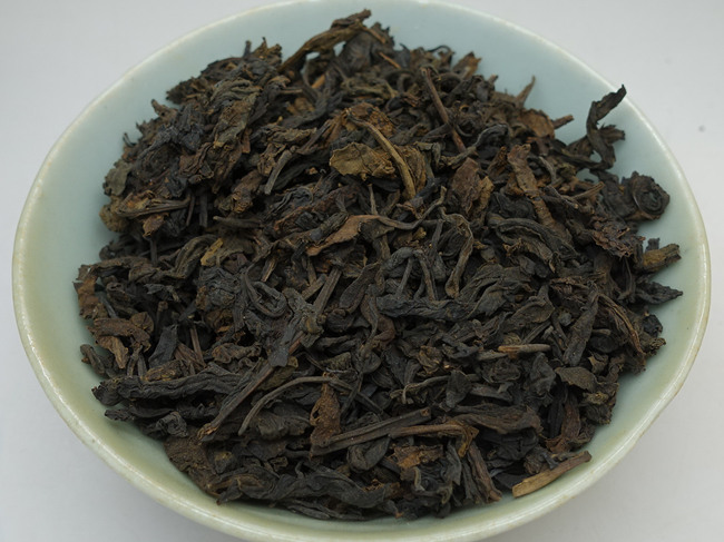 2012 Guangxi Traditional Liubao Tea