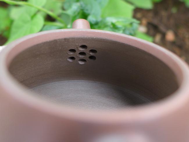 "Nixing Teapot ""Calligraphy"" 130ml"