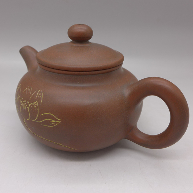 "Nixing Teapot ""Lotus and Chan"" 100ml"