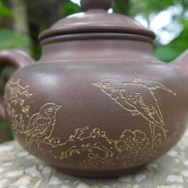 """Nixing Teapot """"Lovebirds"""" 130ml"""