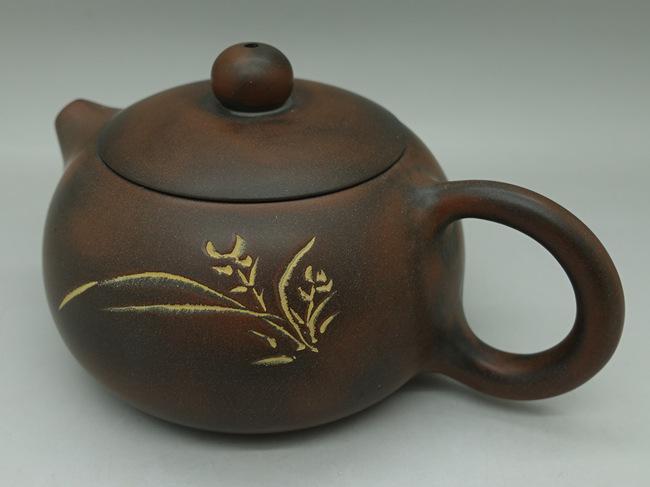 Nixing Xishi Teapot Orchid 115ml