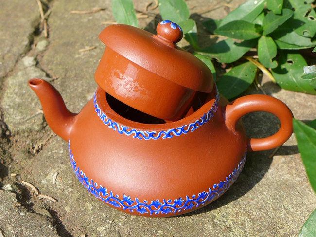 Zhuni Clay Teapot 95cc