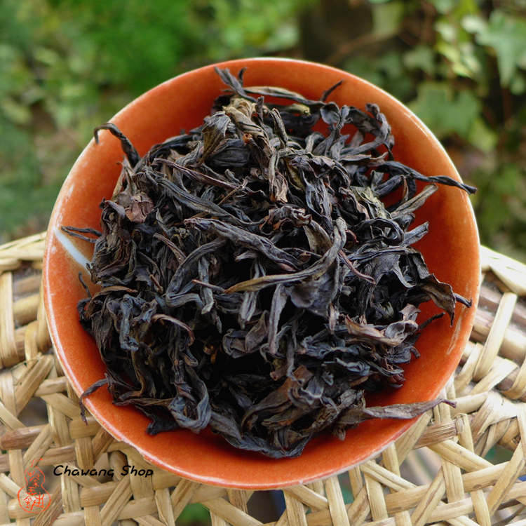2017 Wuyi Bei Dou Oolong Tea