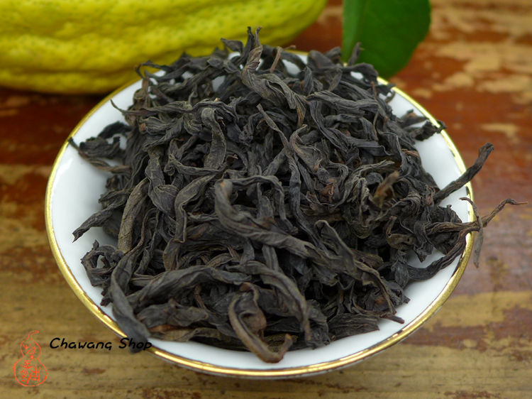 2017 Wuyi Fo Shou Oolong Tea